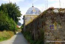 Camino Inglés / My walking pilgrimage on the Camino Inglés, in the Spanish region of Galicia. 116 km from Ferrol to Santiago de Compostella.