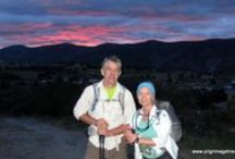 Camino Primitivo, Oviedo, Naranco and the First Two Stages / Walking the ancient and original pilgrimage route from Oviedo, in Asturias, Spain to Santiago de Compostela in Galicia, Spain, more than 300 kilometers.
