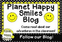 Planet Happy Smiles Blog / Come read about our adventures on our blog!  We have so much to share with you! Join our newsletter for more information, FREEBIES, and fun ideas!