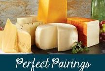 Delicious Food and Wine Pairings / Choosing the best wine for your food (and vice versa) is very important! Whether you're wanting to find wine and cheese pairings (for a wine a cheese party, perhaps), wine and seafood pairings, wine and vegetable pairings, wine and pizza pairings... All of these articles and wine pairing charts will help you make the best decisions possible to bring out the best in your wine pairings.