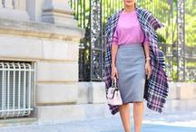 Fashion / Style is a way to say who you are without having to speak. Explore the gallery below to find outfit ideas, fashion ideas and street style inspiration to help you get dressed for work, dates, parties and more! Let you and your style shine!
