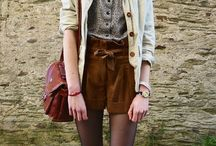 Style Inspirations / People and styles that inspire my own.  / by Kate Elin
