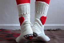 sock it to ya / Socks socks and more socks  / by Lois Zacharopoulos