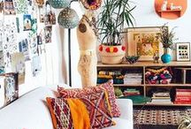 Homes and Interior spaces