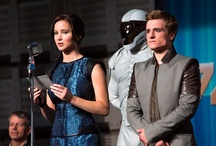 The Hunger Games / I love The Hunger Games. And everything about it. / by Allie Klepec