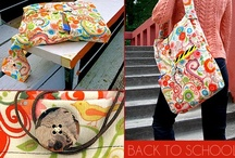 Bags (sewing projects) / by Kimberly Lewis