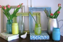 Decorating Ideas / by Julie Pfister