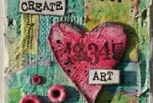 Mixed Media Art / by Dianne Lemay