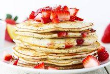 Dessert For Breakfast / by Kate Elin