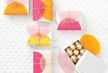 Cards, Wrapping & Decor / Inspiration for gift wrapping, card making and etsy selling.  / by Kate Elin