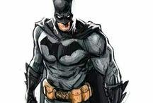 Batman / by Corey Steiner