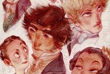 Comics - Characters