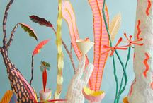 Sculpture, Pottery, Glassware Etc