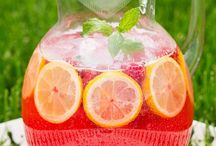 Sweet Drinks / Alcoholic and non-alcoholic drinks / by Kate Elin