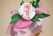 Gina Foster Fans / by Gina Foster Millinery
