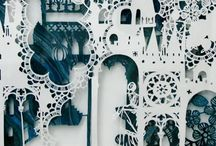 Paper Art / by Kate Elin
