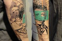 Ink / Beautiful Tattoo Art. Some I would never go through with it, some I might...
