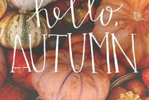 Autumn, I'm in Love / Basically skinny jeans (or tights and socks) with oxfords and cardigans. / by Kate Elin