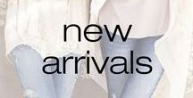 new arrivals / Because we love you, we have new arrivals coming in every week. Repin your favorites to make the perfect outfit!