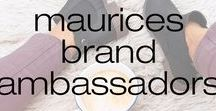 maurices brand ambassadors / Our associates are on Instagram showing off their style and trust us, you want to see what they've got going on. Follow them to see how they are styling their favorite new arrivals.