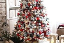 Holiday Decor / Holiday decorations don't have to break the bank. These amazing holiday home decorating ideas will add festive flair and cheer to any home this holiday season!