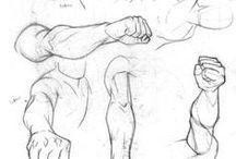 Character drawing tips