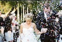 Katie Cogs' Wedding = Polka Dots