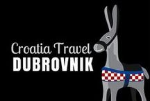Dubrovnik Travel Guide / Croatia Travel Guide: with posts about what to see in Dubrovnik and things to do in Croatia. Consider this your best Croatia travel guide on Pinterest.  / by Chasing the Donkey Croatia