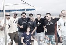 Crowdtanic 2014 / Some pictures that I took on a boat in Manzanillo, June 2014.