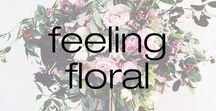feeling floral
