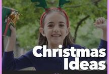 Christmas Ideas / All things Christmas: Choose from a pile of games, crafts, songs, and activities you can use with your Girl Scout Troop or Service unit at a meeting or at a party.