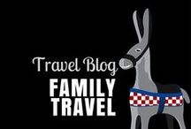 // Family Travel Tips / Family Travel Tips from all over the globe / by Chasing the Donkey Croatia