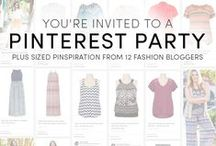 End Of Summer Pin Party! / Join us for an end of summer Plus Size Pin party on 7/29! From beach days to BBQ's we're pinning tons of summer inspiration!  / by maurices