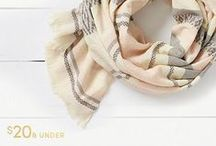 $20 and Under Gifts / Give in style. $20 gifts and under. Easy to give, easy to receive.  / by maurices