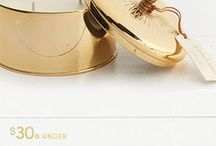 $30 and under gifts / Give in style. Shop our $30 and under gift guide. / by maurices