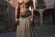 MEN WEARING SKIRTS !  ( what ever next ? 18's & over )
