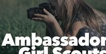 Ambassador Girl Scouts / All things Ambassador Girl Scouts: Badge activities, Ceremony Ideas, Game Suggestions, Songs, Graces, Teaching the Promise and law, and more.