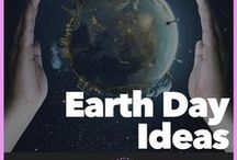 Earth Day Ideas / All things Earth Day: Choose from a pile of games, crafts, songs, and activities you can use with your Girl Scout Troop or Service unit at a meeting or at a party.