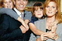""""""" A"""" SARAH FERGUSON box ( ex husband HRH Prince Andrew + family )tTO"""