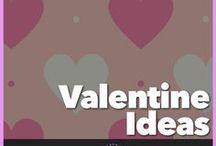 Valentines Day Ideas / Valentine's Day is February 14th - everything you need to have fun with your Girl Scout troop: Games, songs, crafts, and more.