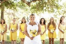 Bridesmaids / Fun dresses, cute ideas / by Courtney Gause Daugherty