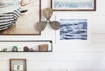 Gallery Walls and Inspiration Boards