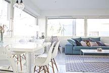 Living rooms / Olohuoneet / Vardagsrum / Best picks of living rooms on Asunnot.oikotie.fi. Get your interior decoration inspiration from here. / Parhaat ideat olohuoneen sisustamiseen löytyvät osoitteesta Asunnot.oikotie.fi