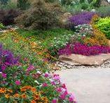 Gardening Ideas / Interior design and decorating ideas for a garden, landscaping