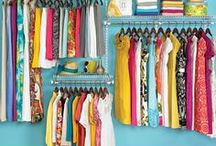 Organization / Interior design and decorating ideas for organization