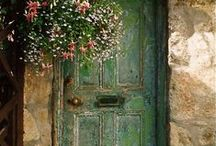 Architecture-Doors and Windows / by Marti Reid