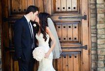 Mr. & Mrs. / by Niki Larson