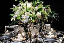 Tablescapes & Centerpieces  / by Lisa Duran