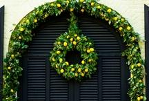 Wreaths & Door Decor / by Lisa Duran