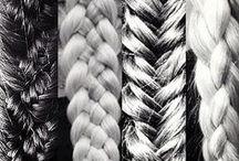 fashion, nails and hair <3